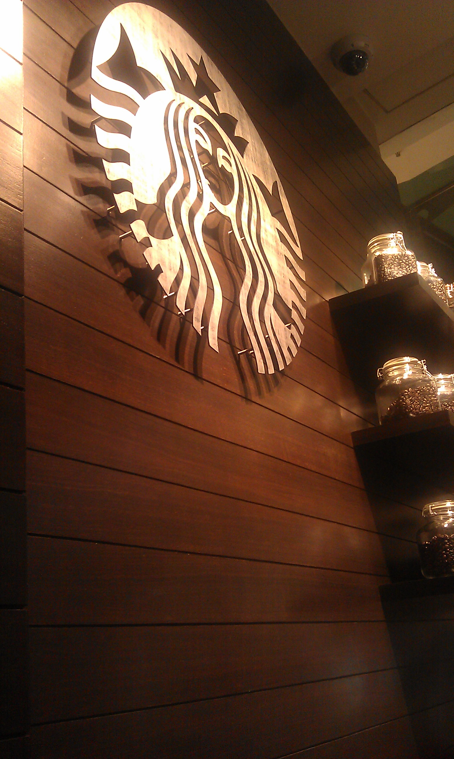 Starbucks India oberoi mall